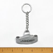 Handmade Mountain Bike Keychain / Shimano XT Rear Derailer Knuckle