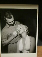Marilyn Monroe Postcard by Fotofolio - In Make Up 1954 Picture Unposted (18a)