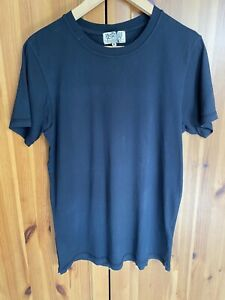 Juicy Couture Men's Black T-Shirt 100% Cotton Men's size Small Made in USA