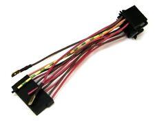BLAUPUNKT Ersatzteil Adapter ISO Stecker DIN Buchsen Lautsprecher 8604390074 NEU