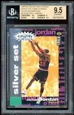 Michael Jordan Card 1995-96 CC CTG Scoring Silver #30 (pop 7) BGS 9.5