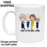 The Golden Girls, Birthday, Christmas Gift, White Mug 11 oz, Coffee/Tea
