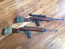 M1 carbine infrared sniper scope mount complete USGI HAND SELECT GRADE 1 NR MINT
