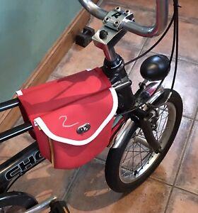 Chopper : MK3 : Crossbar Saddle bag