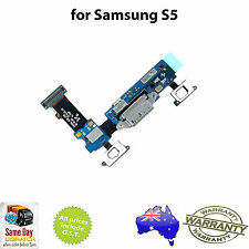 for Samsung Galaxy S5 SV - CHARGING PORT FLEX CABLE WITH NAVIGATOR - G900M