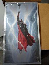 Marvel Thor The Dark World Limited Edition Metal Variant Print