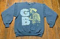 Vintage 1992 Garth Brooks Crewneck Sweatshirt - Country Music Tour 90s - Hanes L