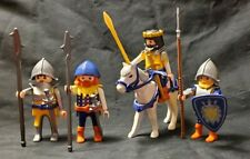 Playmobil Medieval Knights with King