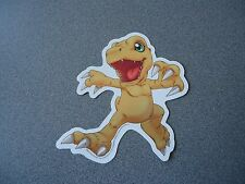 Agumon /Sticker/Decal From the Digimon Story    Anime      NEW