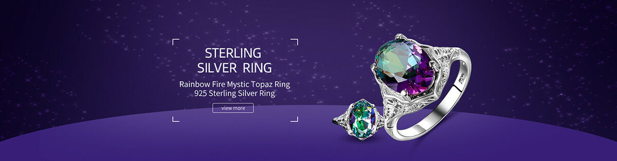 925 Silver aiqi Jewelry store