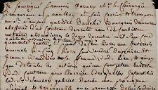 1744-1770 Hte Marne Chirurgien Prauthoy VARNEY Leffond DARCHE DUPUISET BAUDRIER
