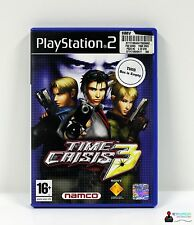 * PLAYSTATION ps2 gioco-Time Crisis 3-completamente in OVP *