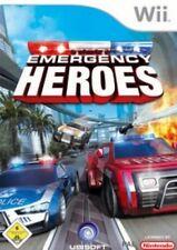 Nintendo Wii +Wii U Emergency Heroes Deutsch Deutsch sehr guter Zustand