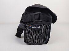 Polaroid 600 Series Instant Camera Shoulder Bag Case Black