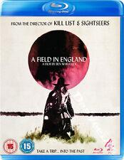 A Field in England NEW Cult Blu-Ray Disc Ben Wheatley Julian Barratt R. Glover