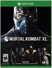Mortal Kombat XL for Xbox One [New Xbox One]