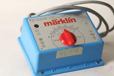 Märklin H0 6631 Throttle Control 30VA Light Blue (145501)