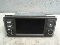 Range Rover Vogue L322 10-12 SatNav Phone DVD Head Screen Unit BH42-10E887
