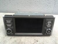 Range Rover Vogue L322 10-12 SatNav Phone DVD Head Screen Unit BH42-10E887