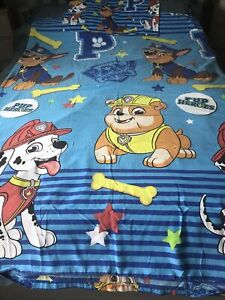 Boys Single Bed Reversible Quilt Cover Set PAW PATROL By Charactor