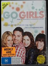 Go Girls, Season 1 - 3 disc (DVD, 2006) - Region 4
