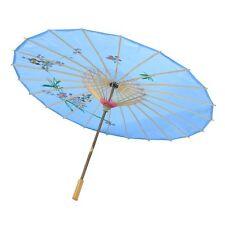 Ome Bamboo Chinese dance sun umbrella F6O2