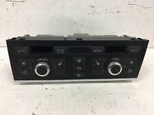 Audi A6 C6 4 F 2005-08 Heater Climate Control Panel Siège Chauffé déporté 4F2820043Q