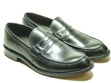 07d0e4d2db461a Hamlet Echtleder Herrenschuhe Penny Loafer in 306 Vitello Black EUR 42