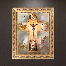 DIY 5D Diamond Embroidery Painting Cross Stitch Craft Kit Home Decor Jesus