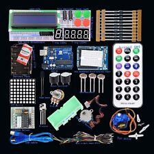 Ultimative Neu UNO R3 Arduino 1602 Starter Kit für LCD-Servomotor Relais RTC LED