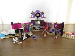 Lego Friends Pop Stars - 41104 - Loge de la Chanteuse - Excellent Etat