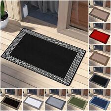 Non Slip Door Mat Indoor Outdoor Welcome Mats Small Washable Rugs Back Doormat