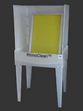 RhinoTech Minilite Washout Booth for Screen Printing