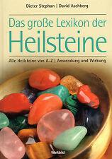 Das große Lexikon der HEILSTEINE - Dieter Stephan & David Aschberg WELTBILD BUCH