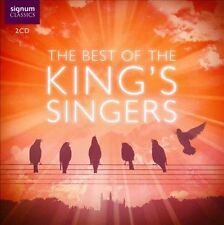 Best of the King's Singers, New Music