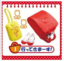 Re-Ment Miniature Sanrio Hello Kitty Student Stationery appliance Set # 1