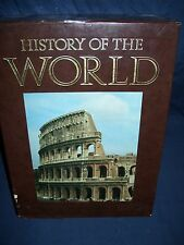 History of the World 1988 AMS John Whitney Hall 3 Book Box Set
