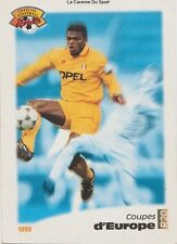 R20 COUPE D'EUROPE # ITALIA MARCEL DESAILLY AC.MILAN CARD CARTE PANINI FOOT 1996