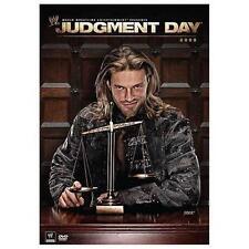 WWE WWF JUDGMENT DAY 2009 DVD Edge Jeff Hardy John Cena Big Show NEW