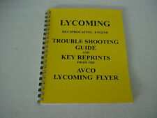 LYCOMING ENGINES TROUBLE SHOOTING GUIDE -27