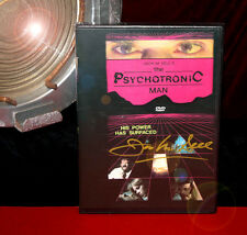 "The PSYCHOTRONIC MAN Movie, Signed by Director, DVD, COA - ""Cult Classic!"" UACC"