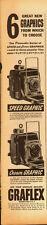 1947 Vintage ad for GRAFLEX Cameras/Speed Graphic /Crown (051513)