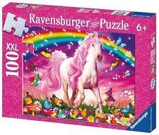 Ravensburger 100 teile Puzzle XXL Pferdetraum