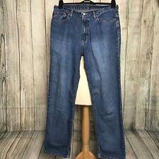 Designer Blue Denim RALPH LAUREN Jeans Size 12 VGC