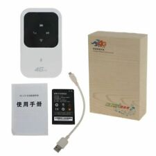 Unlocked 4G Wifi Router 3G 4G Lte Portable Wireless Pocket wifi Mobile Hotspot