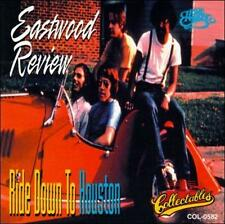 Eastwood Review-Ride Down To Houston CD SEALED Texas blues rock Chris Holzhaus