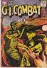 G.I. COMBAT #89 (DC, Aug/Sep 1961) G/VG- * 3rd Haunted Tank * Grey-tone cvr *