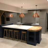 bespoke kitchen island made bespoke kitchen centre island cupboards ebay 10691