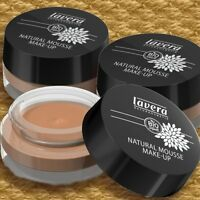 Lavera Natural Mousse Make-up 05 Almond 15g Naturkosmetik Foundation Bio dunkel