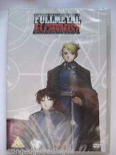 Full Metal Alchemist Vol 3 Equivalent Exchange (DVD, 2007) NEW SEALED Region 2